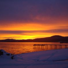 My Happy Place, The Good Place, Vacation Destinations, Vacations, Lake Tahoe Winter, Pastel Sunset, Winter Sunset, Lake Tahoe Weddings, California Dreamin'