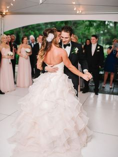 Fancy Frocks Bride Tara. See more on the Knot: https://www.theknot.com/real-weddings/a-pink-southern-charm-wedding-at-wedgefield-plantation-in-georgetown-south-carolina-album