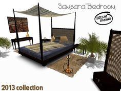 NEW!!! U.S. Designs - Samsara Bedroom 841 HQ animations Xpose - xcite! and sensations compatible new BDSM menu