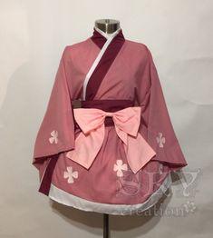 Fuu Samurai Champloo Kimono robe