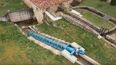 Microturbina hidráulica para generar electricidad. Si tienes agua tienes energía limpia https://m.facebook.com/story.php?story_fbid=10158479550815068&substory_index=0&id=179495650067