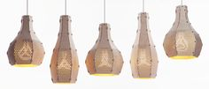 #eco-friendly lampshade by #Desinature | Virtual Studios