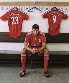 Salah Liverpool, Liverpool Football Club, Liverpool Fc, Liverpool Legends, France Football, England Football, Gerrard Liverpool, Soccer Fifa, Football Soccer