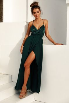 eb6d02cf91ad5 Test Of Time Maxi Dress Green | Hello Molly | Hello Molly USA Hello Molly,