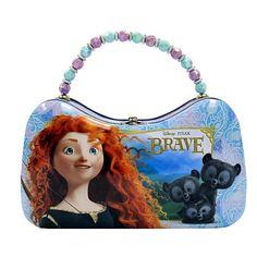 Disney Pixar Brave Scoop Carry All Tin Box - Bow & Arrow
