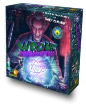 Wrong Chemistry | Ontdek jouw perfecte spel! - Gezelschapsspel.info