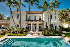 # French City Village, Coral Gables, built in 1926 by Mott B. Schmidt / The Glam Pad