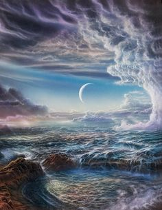 Early Earth - Don Dixon