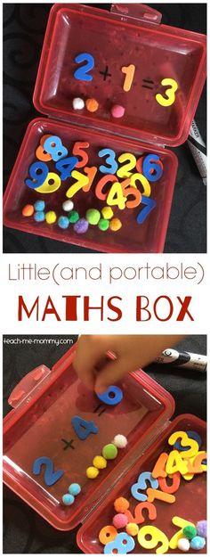 Little Maths Box