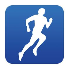 Favorite app: RunKeeper!!! It's a free app, tells you your ave mi pace as your running, keeps ALL of your past runs, you have access to it online as well if something happens to your phone, and of course, facebook friendly- you can tag your friends that you run with! Also log your races and times, and it keeps record of your 'personal bests' whether it be times, distance, most runs in a month, ect... <3 it