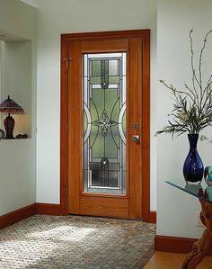 ODL Delray Decorative Door Glass