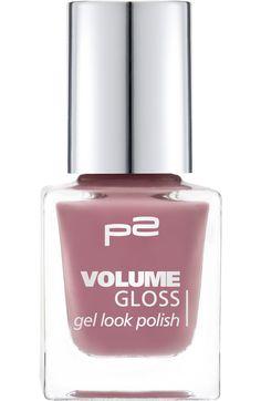 Nagellack volume gloss gel look polish young miss 021
