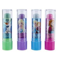Disney Frozen Lip Gloss and Mirror Kit, Clear