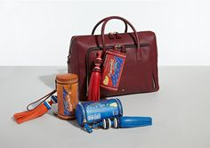 The #AnyaHindmarch Maxi Zip top-handle and larder clutches