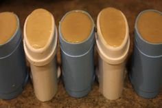 Home-made All Natural Deodorant with men and women's fragrances | My Healthy Green Family
