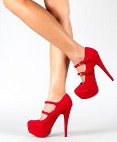 Zapatos altos...