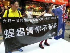 自由滿洲 Sulfan Manju ( Free  Manchuria)®: 中国人缘何成了过界蝗虫人人喊踩?