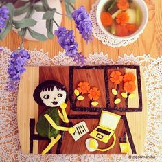 Food art @leesamantha