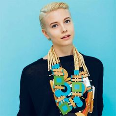 marimekko necklace - Google Search
