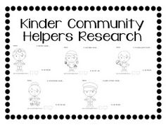 Ms. O Reads Books: Finished Kinder Research