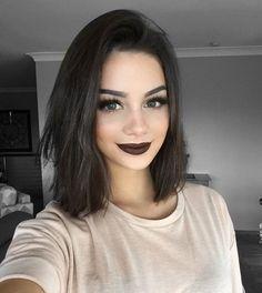Prueba el cabello corto #Trend #Cabello #Hair #ShortHair #Beauty #Style