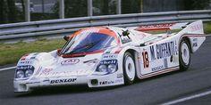 Porsche 956 Guffanti #18 1985