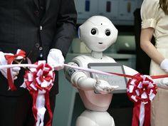 Pepper the robot needs U.S. programmers