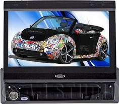 Save $ 107.04 order now Audiovox VM9115 1 Din 7-Inch Widescreen LCD with Touch P