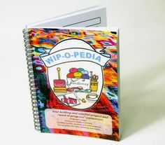 Knitting & crochet project and pattern notebook cheat sheets & resources including terms, conversions & symbols, sizing guides for hats, socks & blankets.