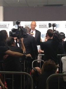 Kareem Abdul-Jabbar at the NAACP Image Awards with Nerium International!!!!  Visit http://katfriant.nerium.com to learn more about our phenomenal breakthrough anti-aging skincare product or opportunity!        Kareem Abdul-Jabbar at the NAACP Image Awards