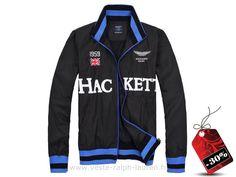 Officiel veste Aston Martin Racing Hackett Polo Ralph Lauren Homme