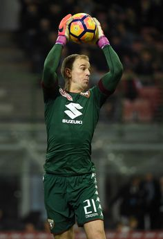 Joe Hart Photos Photos - Joe Hart goalkeeper of FC Torino in action during the Serie A match between FC Internazionale and FC Torino at Stadio Giuseppe Meazza on October 26, 2016 in Milan, Italy. - FC Internazionale v FC Torino - Serie A