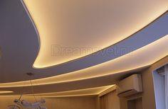 светодиодная подсветка натяжного потлка