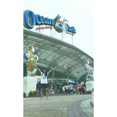 Ocean Park Hong Kong 31 Aug 2013