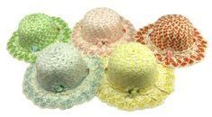 Amazon.com: Girls Tea Party Hat Mix - 4 Hats in Bundle: Toys & Games