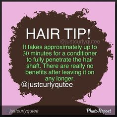 Click for a natural conditioner with the perfect balance of protein and moisture, along with tons of slip