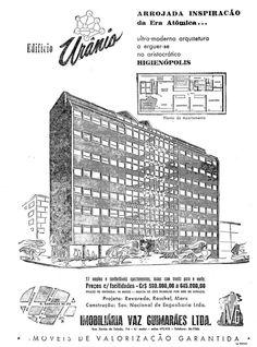 Edificio Urânio 1951