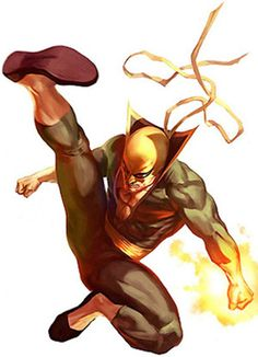 Image result for iron fist marvel