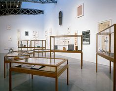 Joesph Beuys  We Are The Revolution (Exhibition 2010) photo Mary Boone Gallery