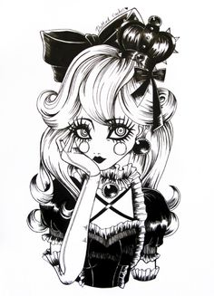 Easy Gothic Drawings In Pencil Google Search Anime Drawing