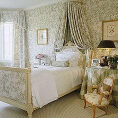 FRENCH COUNTRY COTTAGE: Details- What's on your nightstand