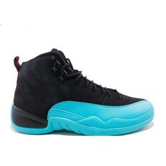 premium selection baa99 c13fe Authentic Air Jordan 12 Retro 130690-027 Black Gym Red-Gamma Blue Online