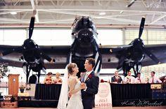 Warplane Heritage Museum Photography by Kathy DeMerchant Photography <3