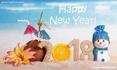 Happy New Year Wallpaper 2018