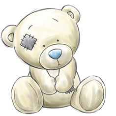 My Blue Nose Friends‿✿⁀ Chalky the Polar Bear Tatty Teddy, Bear Pictures, Cute Pictures, Polar Bear, Teddy Bear, Cute Lamb, Blue Nose Friends, Belly Painting, Baby Art