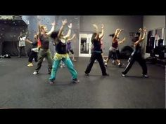 Hasta Que Salga El Sol with Kit - Dance Fitness Choreography - YouTube