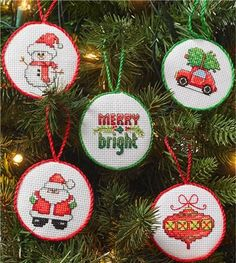 Everything Cross Stitch - Christmas Minis