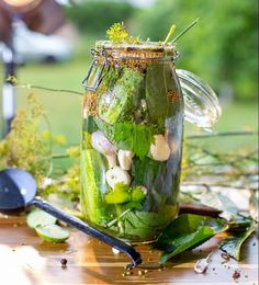 Pickles, Cucumber, Mason Jars, Frozen, Food And Drink, Canning, Recipes, Mason Jar