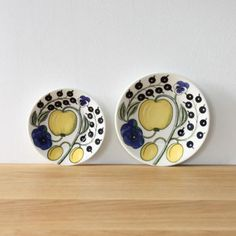 I've got a good pieces now and I LOVE them. First Home, Finland, Decorative Plates, Sweet Home, Cups, Ceramics, Tableware, Interior, Kitchen