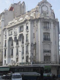 Edificio en Casablanca